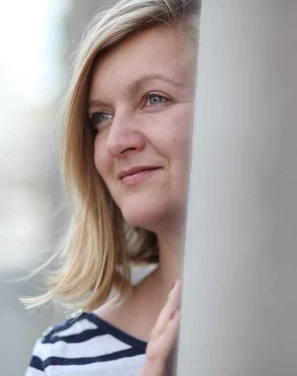 Edyta Niewińska, pisarka, autorka powieści